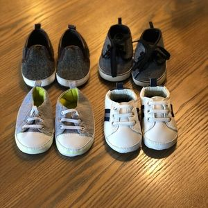 Other - Baby Shoes Size 1 (0-3 Months)